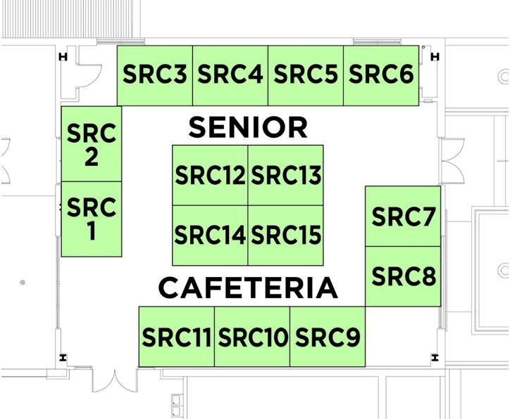 senior cafeteria map bloomington high school bhs craft show